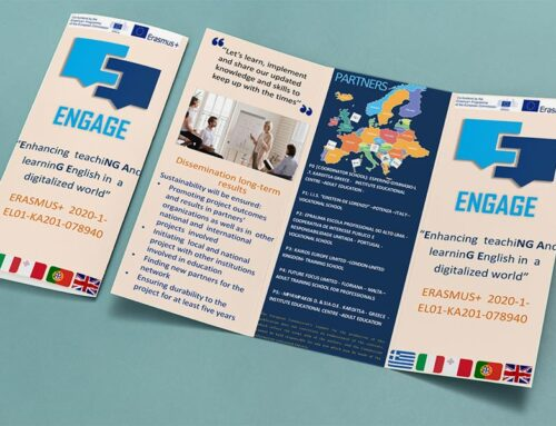 1st Flyer of ENGAGE project